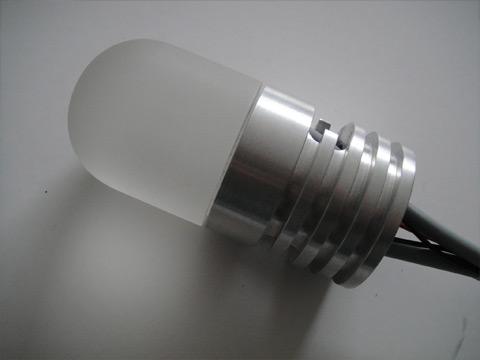 Hybrid Lyspære Industrielt Design