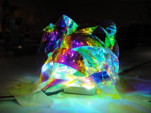 Lysforsøg Industrielt Design
