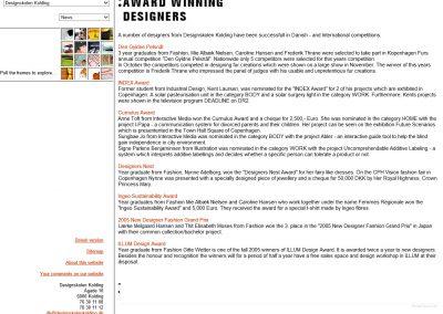Designskolen-Kolding Kent Laursen industrielt design