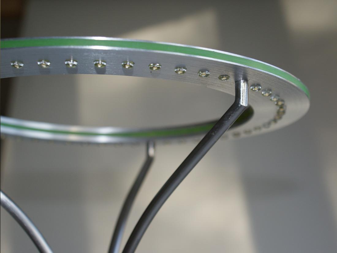 Prototype-Lysarmatur produktudvikling Kent Laursen industrielt design