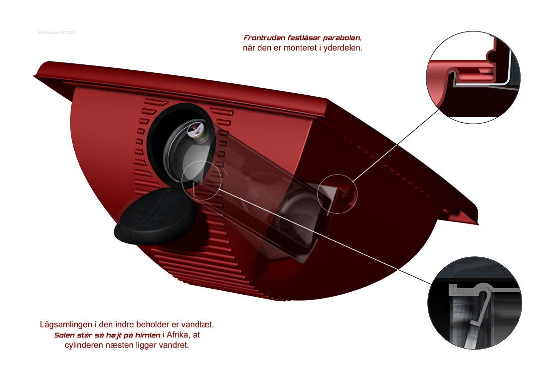 3D CAD produktudvikling konceptskitse industrielt design
