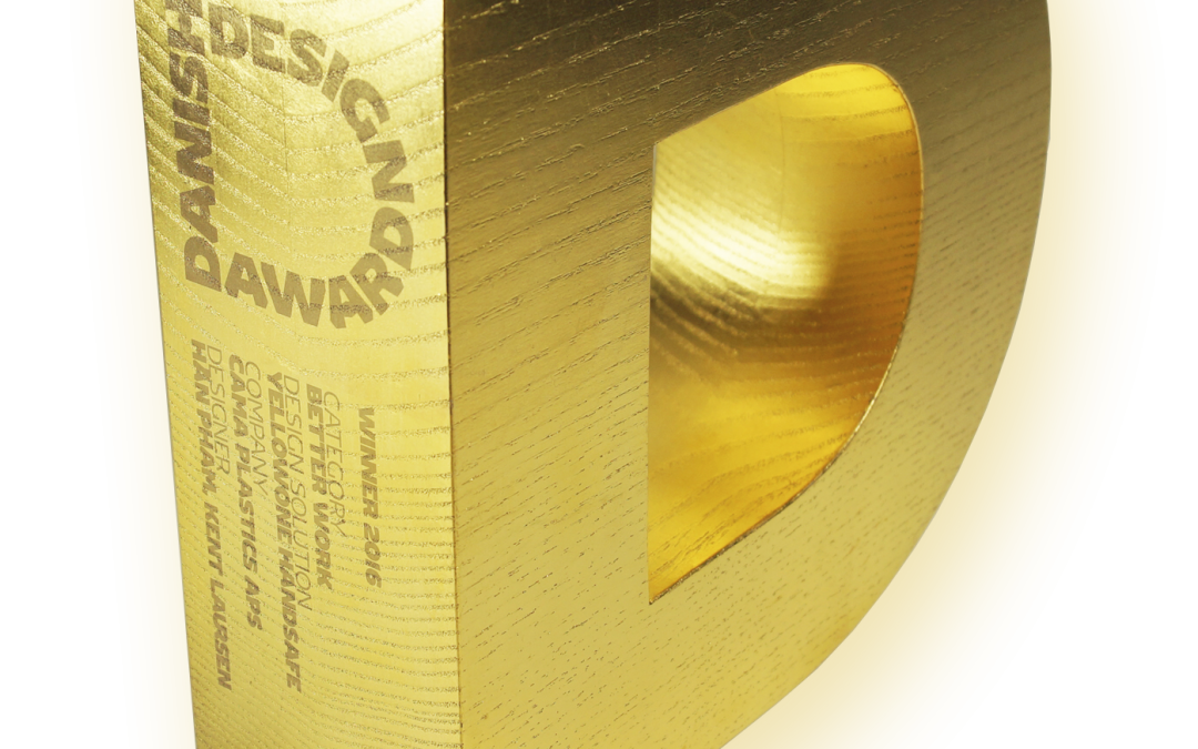 We won the Danish Design Award 2016