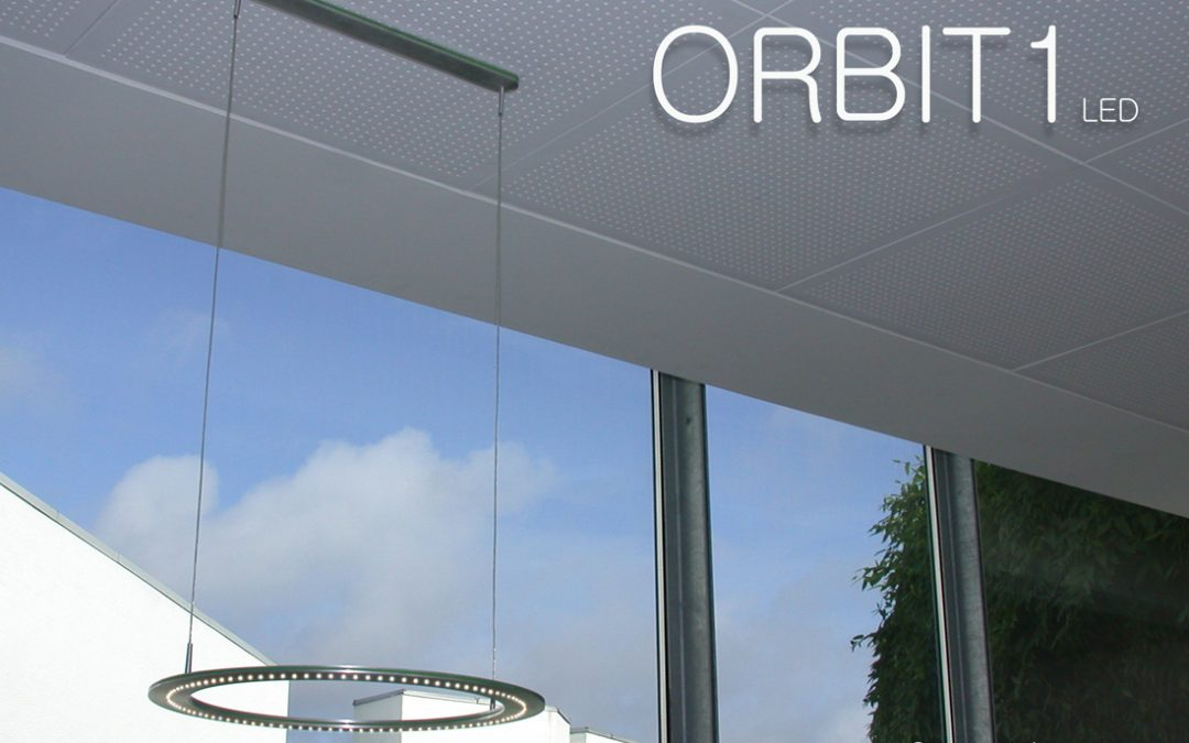 ORBIT 1 + 2 LED Armaturer