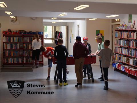 LED belysning med batterier og solceller af Store Heddinge skole i Stevns Kommune