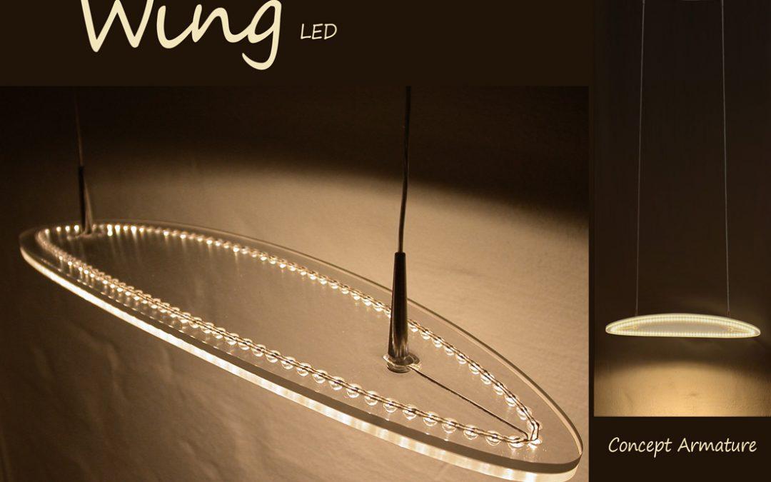 Wing LED Armatur