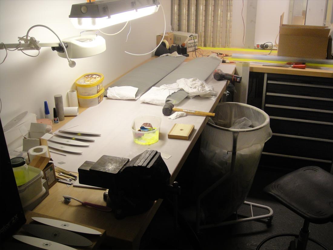 Armatur produktion produktudvikling Kent Laursen industrielt design