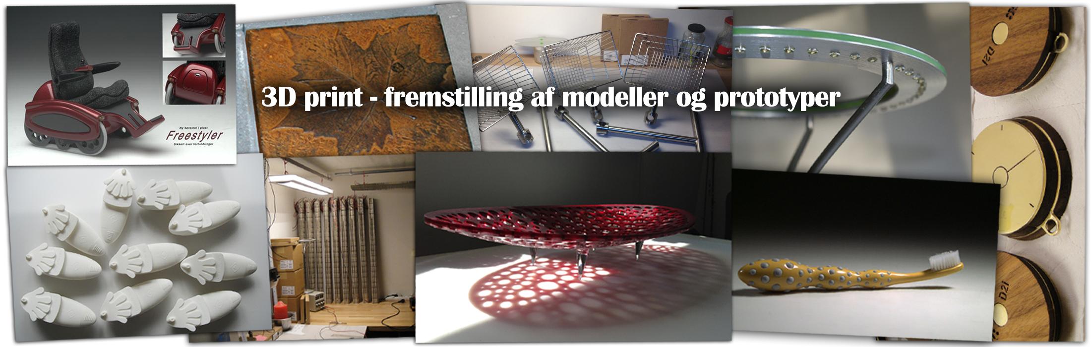 3d-print++fremstilling-af-modeller-og-prototyper-designafdelingen Industrielt Design