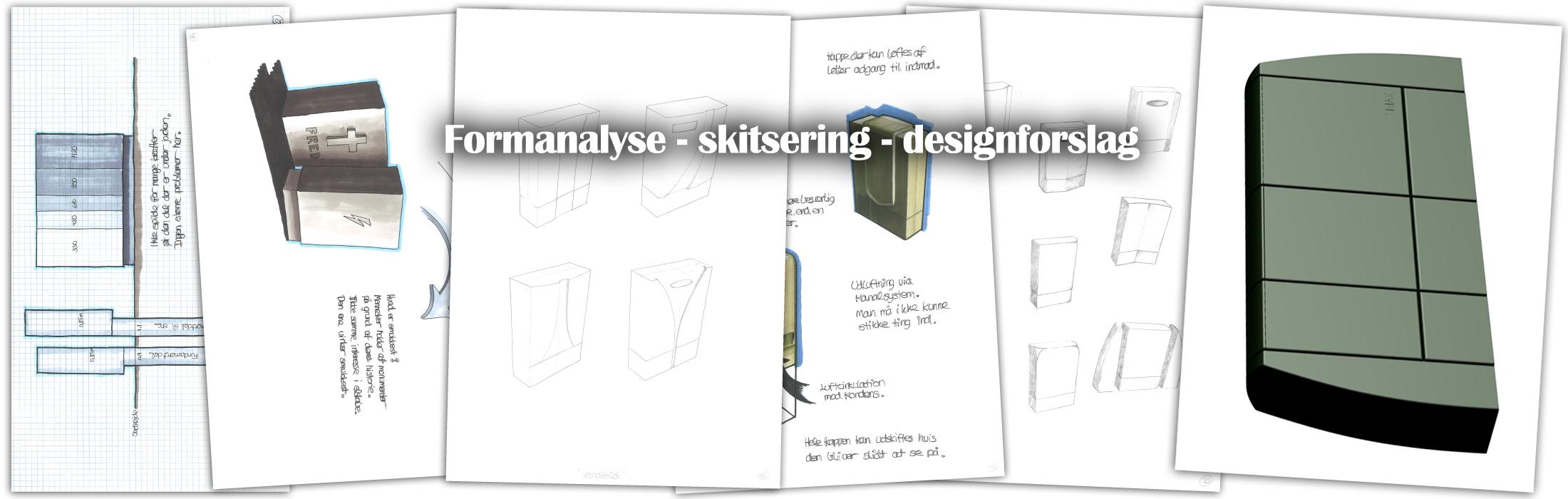 Produktudvikling-slitser-formudvikling-Triax Kabelskab koncept Industrielt Design