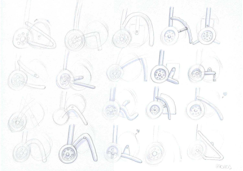 Industrielt design Skitse-koncept-Surgerylight-Kent-Laursen-Design9952