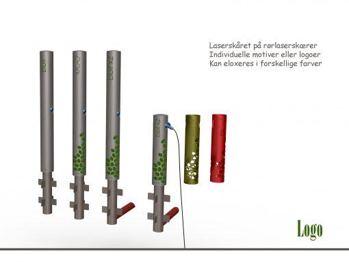 Her kan du se et eksempel på dokumentation af et koncept i produkt udviklings fasen.