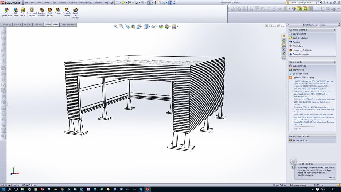 Ansøgning om byggetilladelse illustrationer af bygningskonstruktioner 2