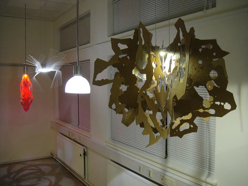 Lys og Armaturdesign kurseu