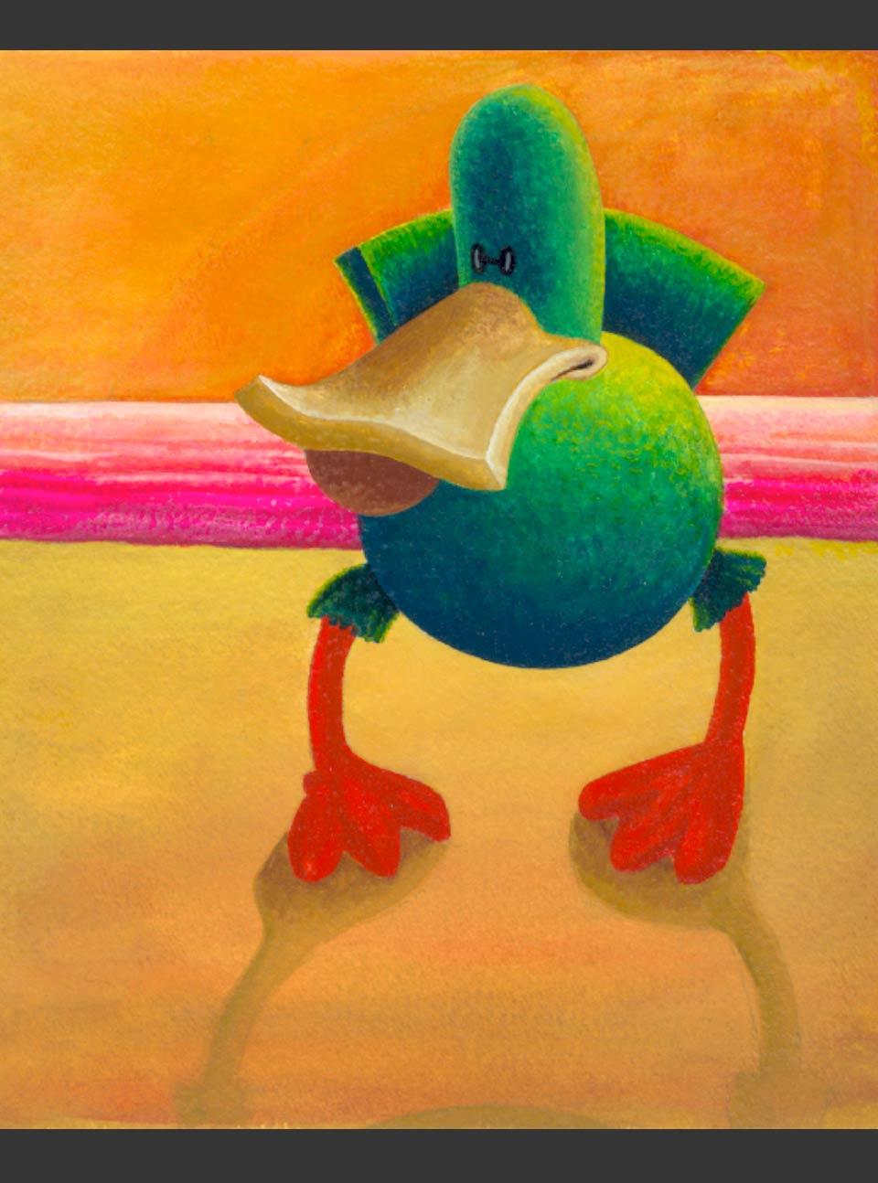 Illustration Kent Laursen Diverse teknikker og farver 5 -