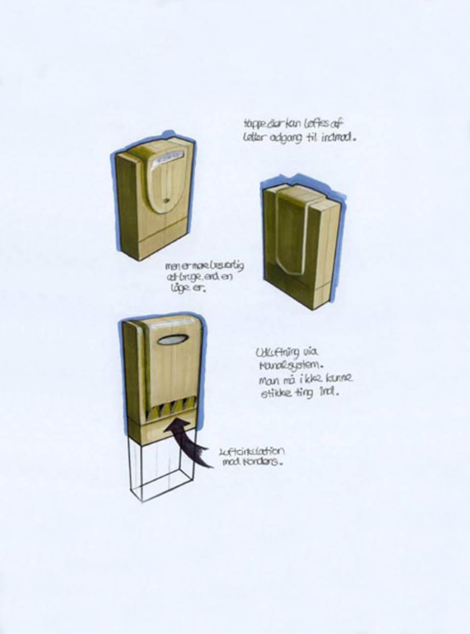 Koncept skitser Kent Laursen Produktudvikling og Induatrielt Design 2 - -