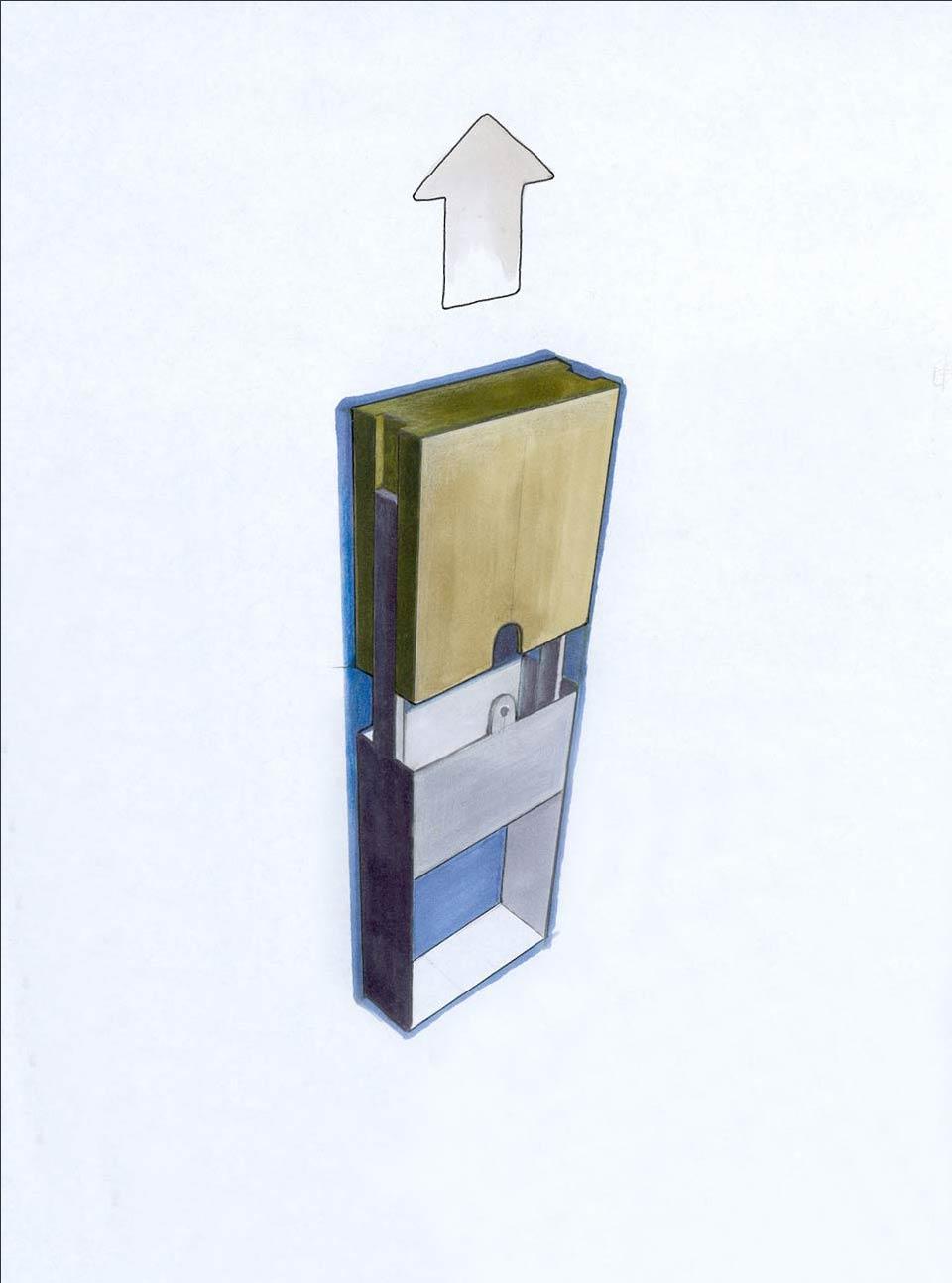 Koncept skitser Kent Laursen Produktudvikling og Induatrielt Design 88-