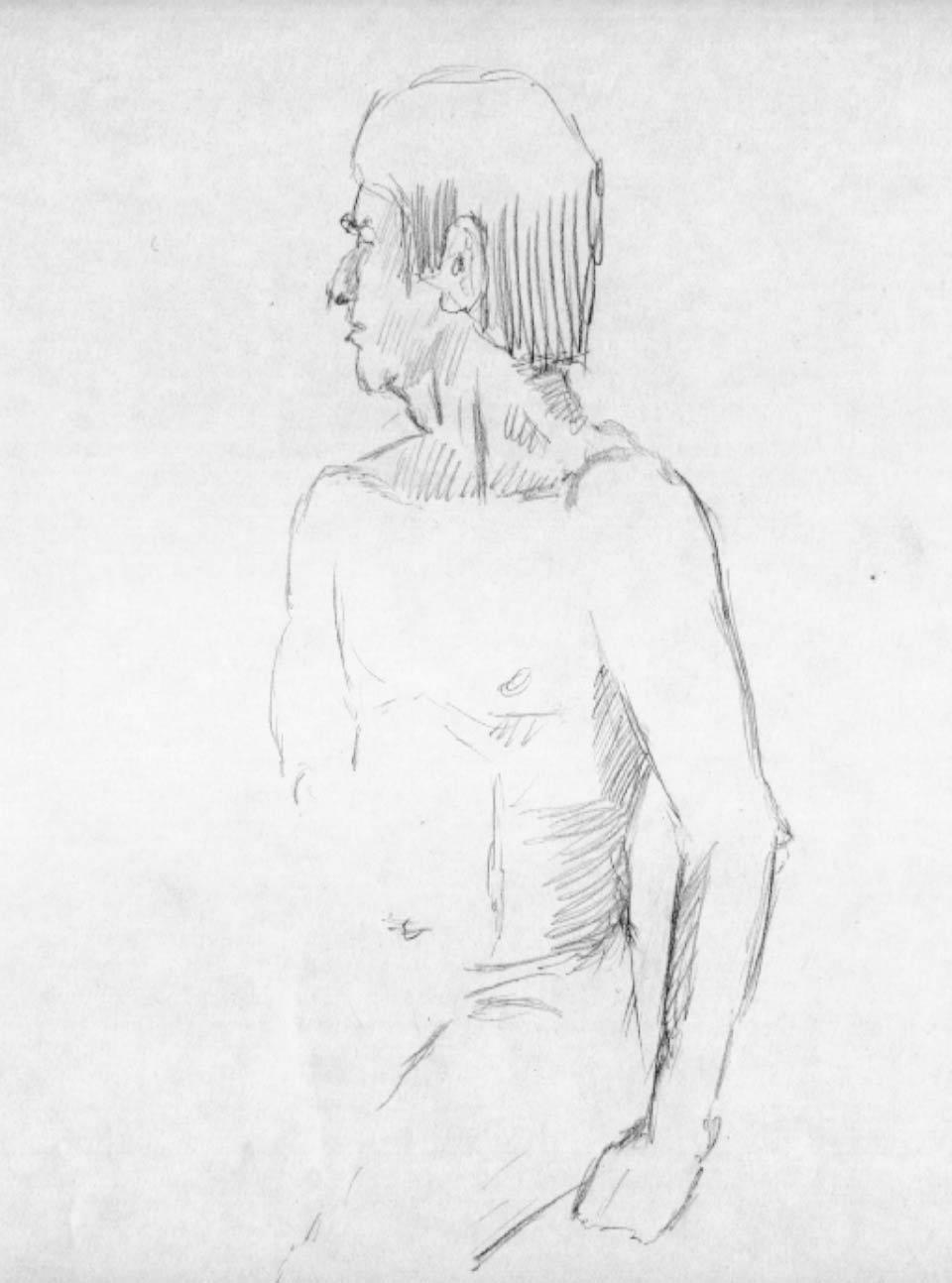 Illustration Croquis Kent Laursen eksperimenter og teknikker 8