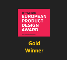 EPDA-2017-Gold-Winner EPDA-2017 european Product Design Award Gold Kent Laursen Han Pham