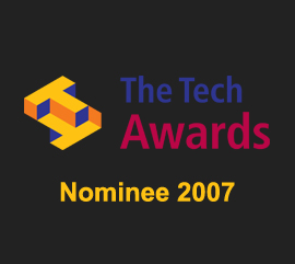 The Tech-Awards Nominee 2007 Kent Laursen,