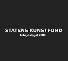 Statens-Kunstfond Arbejdslegat 2006