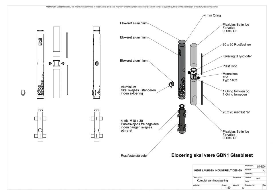 Teknisk-tegning-og-produktionsgrundlag-Kent-Laursen Industrielt Design