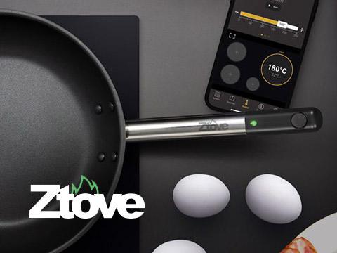 Udvikling og fremstilling af prototyper af kogegrej, for Ztove.