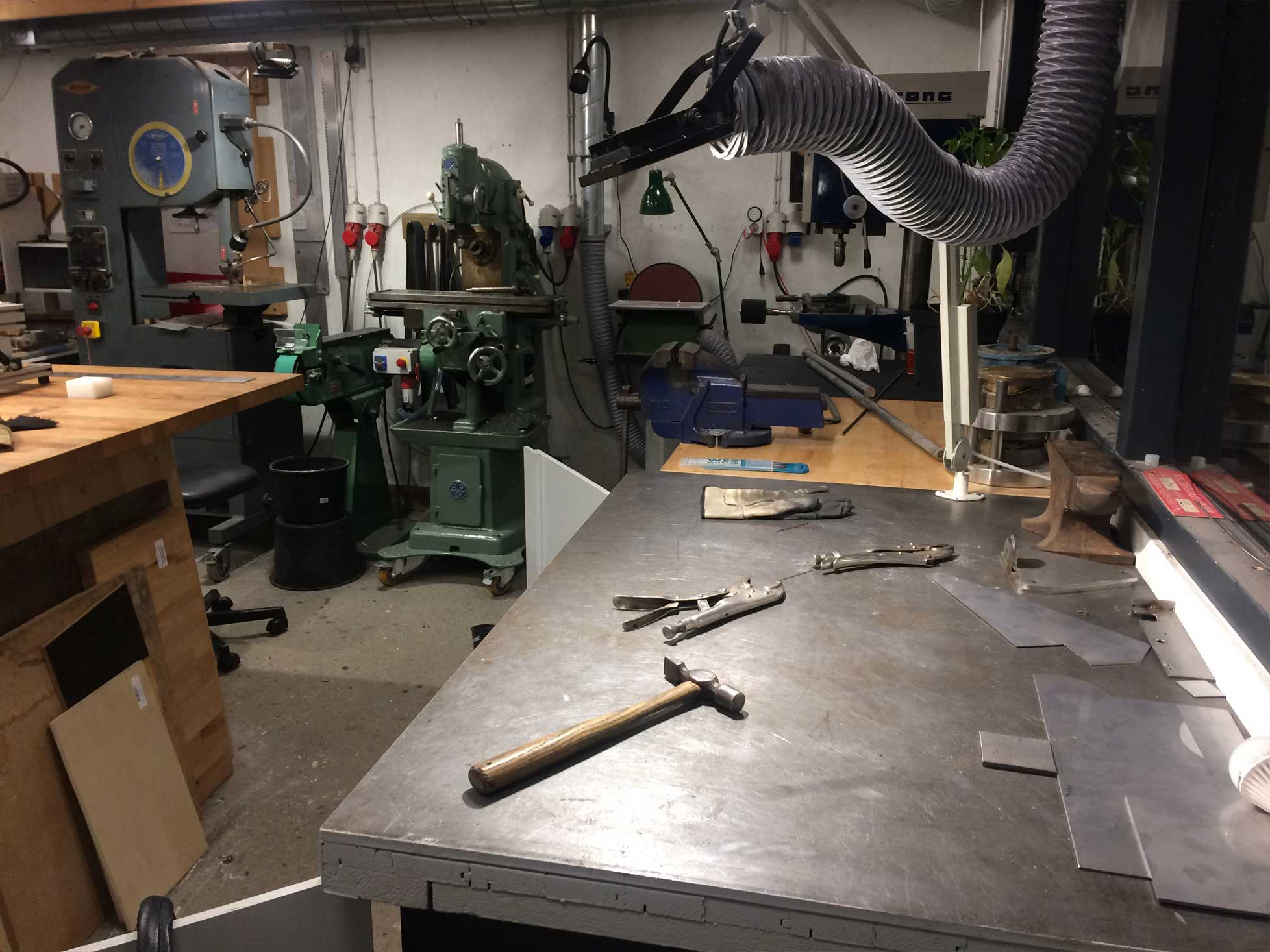 Produktudvikling af prototype støv og spån udsugning 7