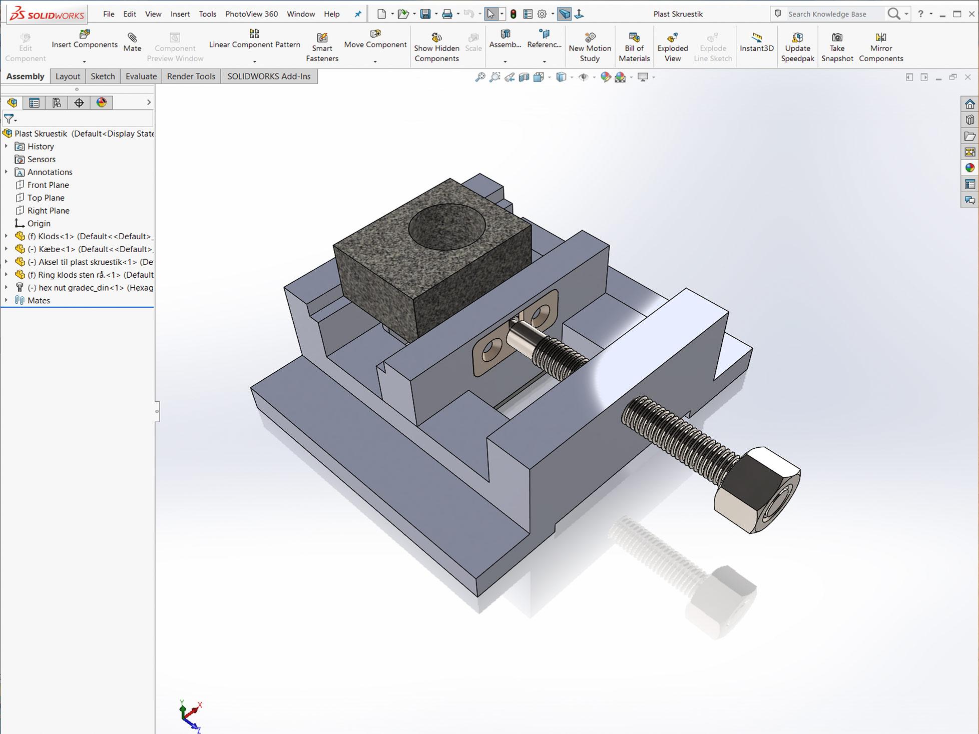 Koncept skitser Kent Laursen Produktudvikling og Industrielt Design Solid Works 3D