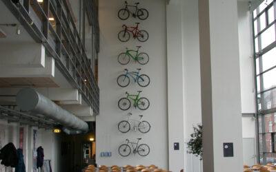 Design af Cykler med Kildemoes og studerende på Designskolen Kolding